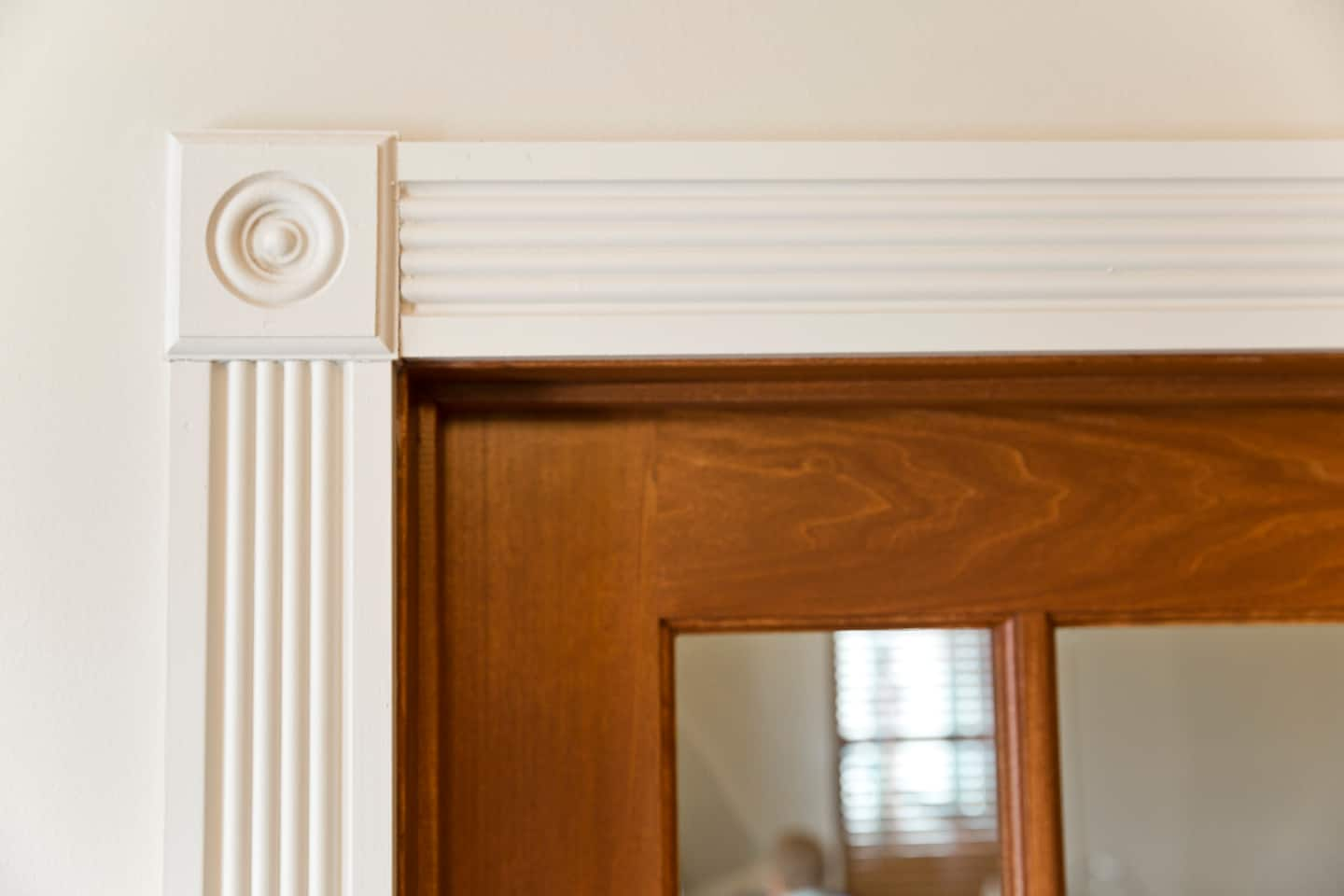 Window trim molding - Trim In A Home