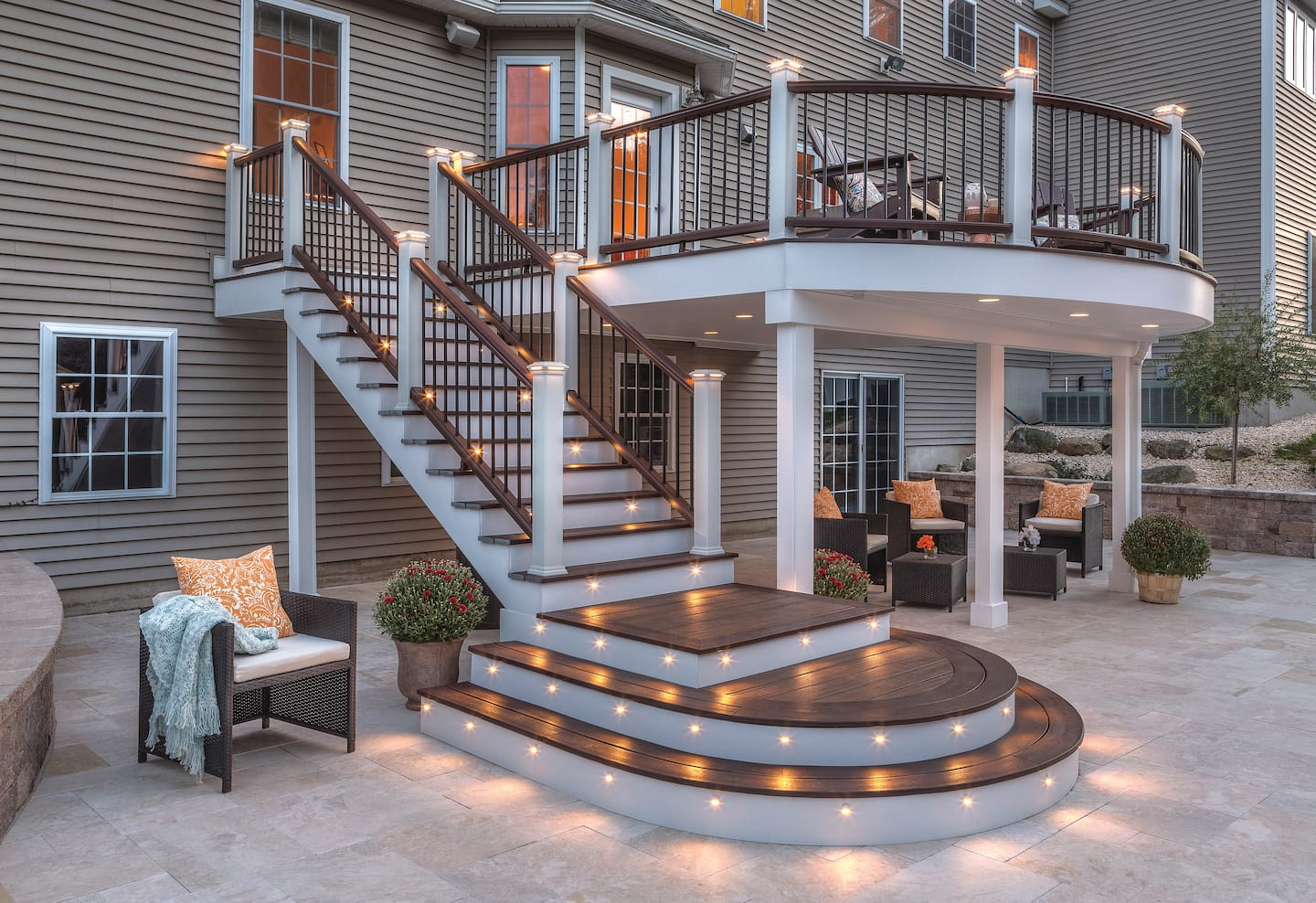What Is The Cost Of Trex Decking Angies List