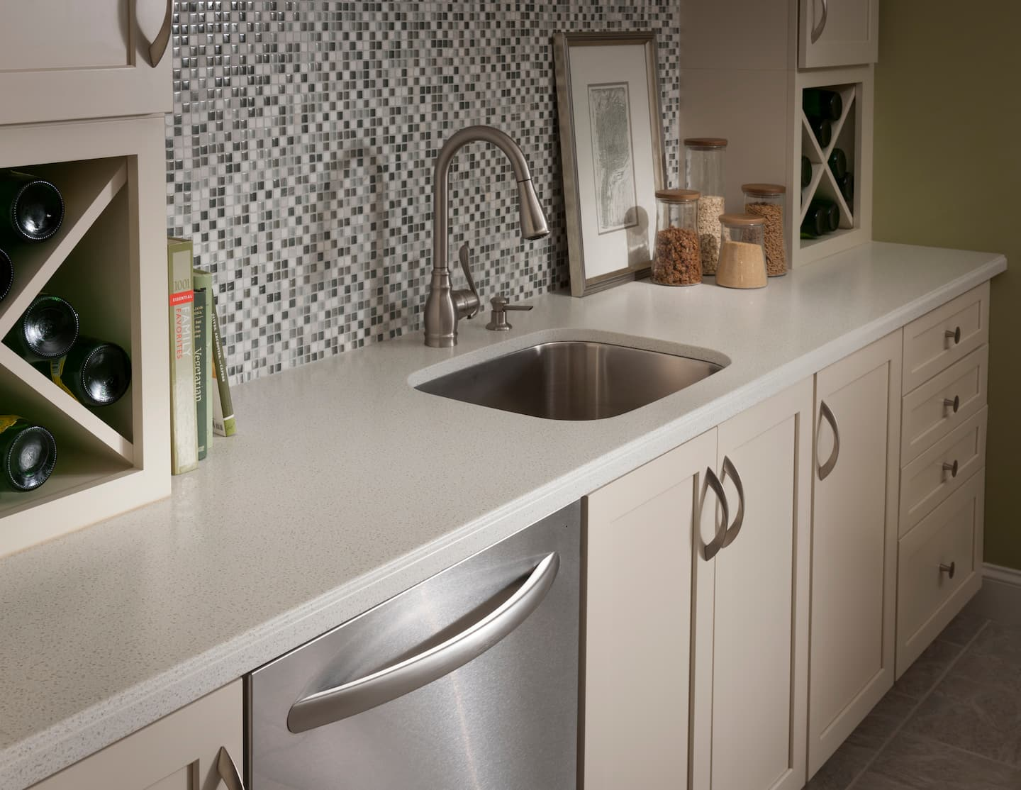 Pros And Cons Of Undermount Kitchen Sinks Sink Formica Countertop