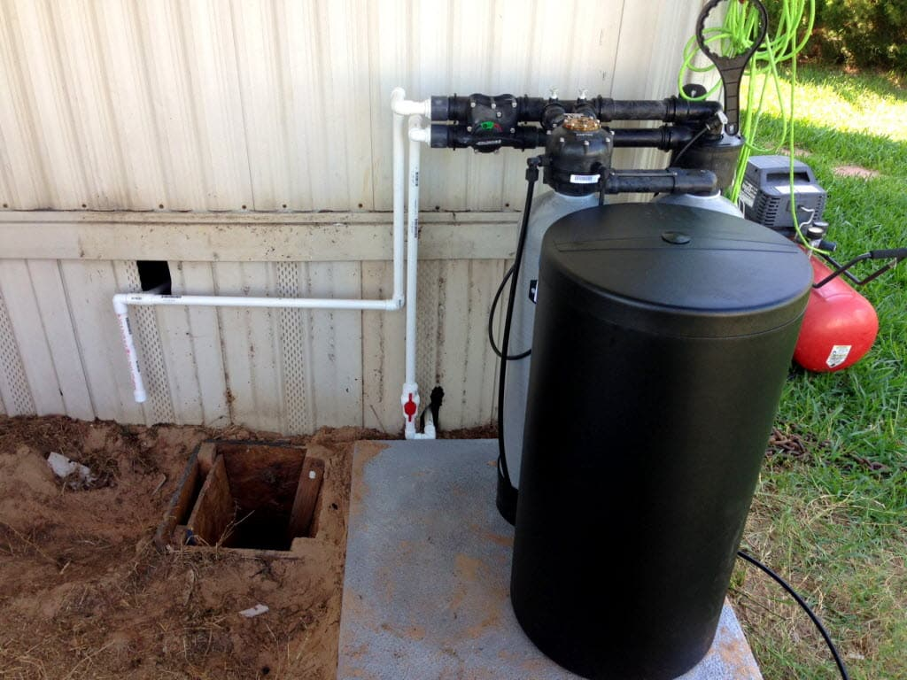 Outdoor Water Softener Covers Outdoor Ideas