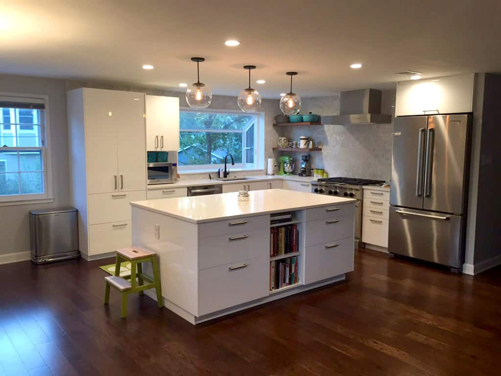 What are Frameless Kitchen Cabinets? | Angie\'s List