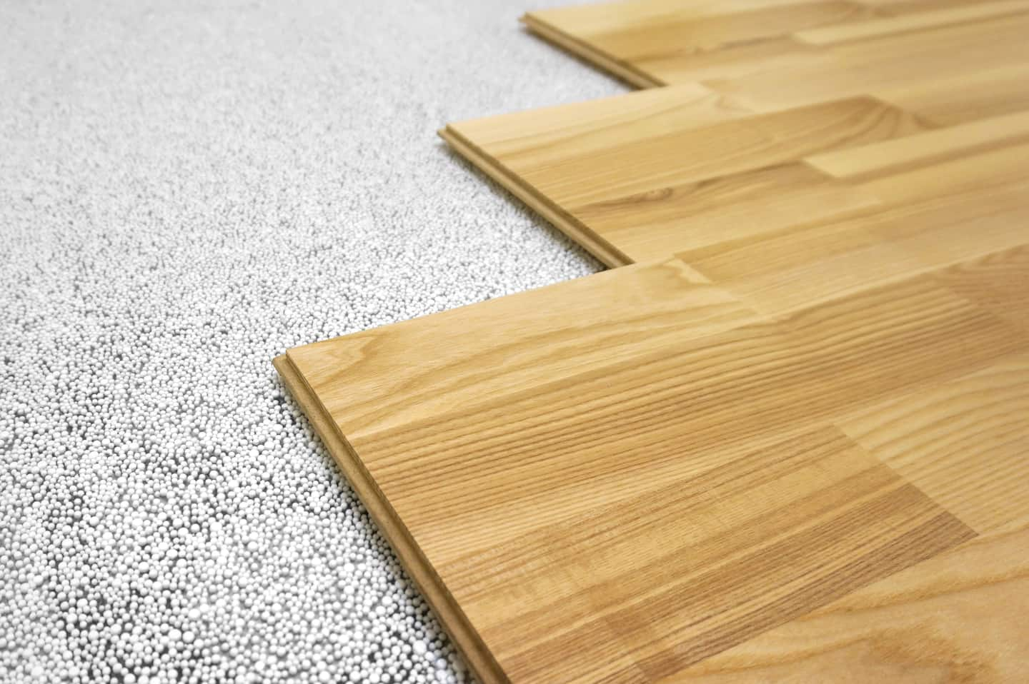 How to silence a squeaking floor angies list wood laminate flooring panels dailygadgetfo Choice Image