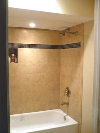 Member Add Good Detail To Basement Bath Remodel Review Angies List - Angie's list bathroom remodeling