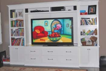 Kitchen Cabinets Entertainment Center san diego-area company installs covet-worthy cabinets | angie's list