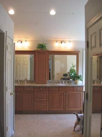 Bathroom Renovation List cincinnati remodeler completes master bathroom renovation