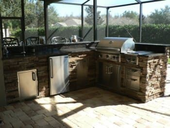 Outdoor Kitchen Expands Living Space For Tampa Area Homeowners.  Https://media.angieslist.com/s3fs Public/tam_ms_0314_web Kitchen_0