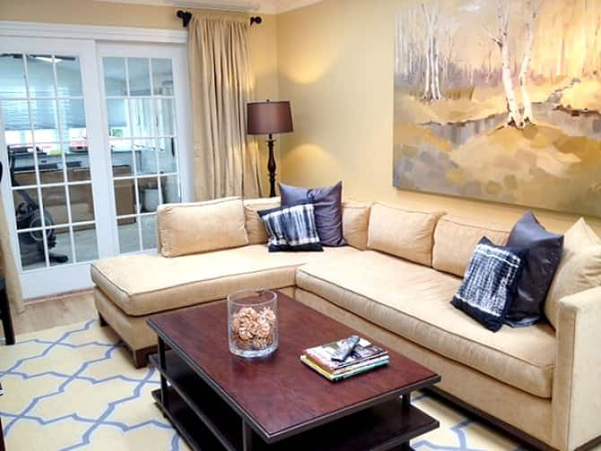 Auto Services Near Me >> Living Room Design with Neutral Color Palette | Angie's List