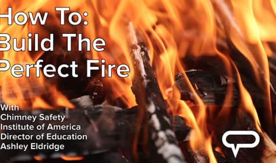 Video: How to Build a Fire