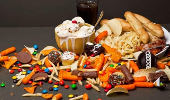 Food addictions create overpowering cravings that may lead some to compulsively overeat certain foods well past the point of satisfying hunger, despite potentially dramatic long-term health consequences, like diabetes, heart attack and stroke. (Photo by Brandon Smith)