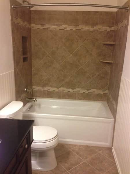 Bathroom Remodel Materials should i buy the construction materials for my home remodel