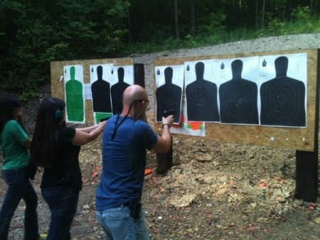 JWS Tactical Solutions in Knoxville, Tenn., provides firearms training. (Photo courtesy of Angie's List member Michael C. of Knoxville)