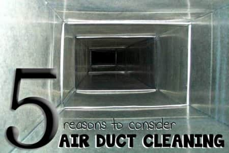 Air duct vent