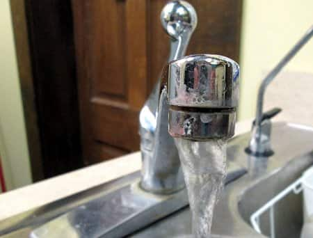 low water pressure issues in a faucet or water spigot are often easily diagnosed with a