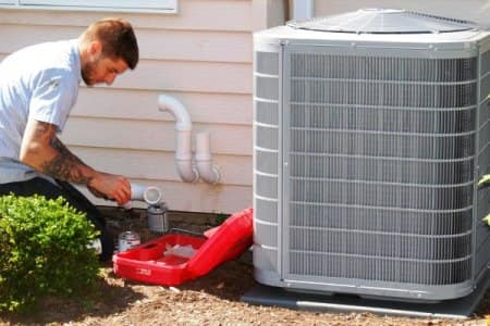 How Much Does It Cost To Install A New Central A/C Unit