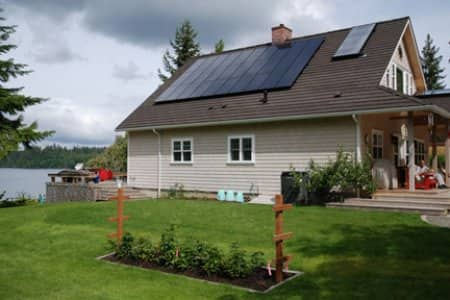 Solar panels are expensive to install, but homeowners may recoup costs overtime with lower energy bills.
