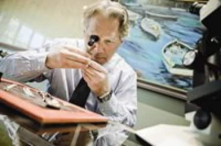 Photo by Brandon Smith | Jeweler Gary Thrapp says an accurate appraisal is invaluable.