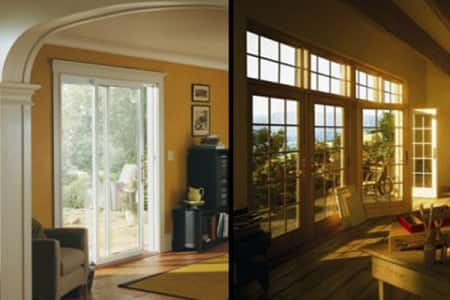 Patio doors french door vs sliding door angies list sliding patio doors in home planetlyrics Image collections