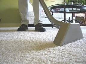 Carpet cleaning removes stains and grime. (Photo courtesy of Angie's List member Lior B. of Hollywood, Fla.)