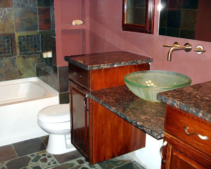 Photos interesting bathroom sinks images angies list - Angie s list bathroom remodeling ...