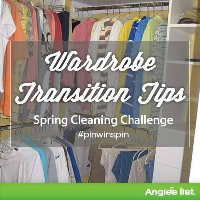 wardrobe transition tips
