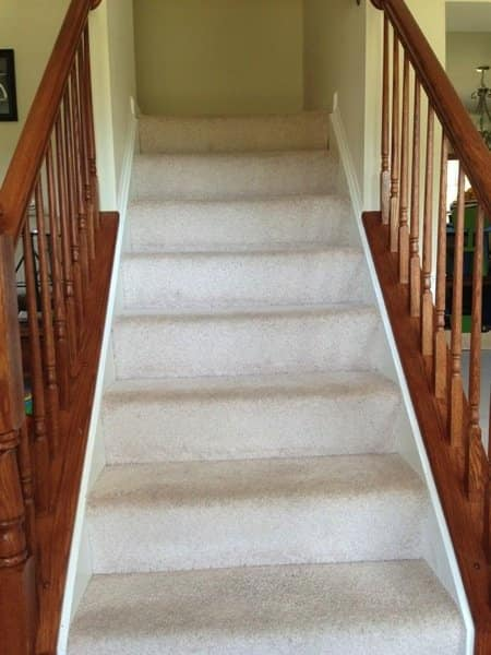 Baltimore members praise area carpet cleaners. (Photo courtesy of Angie's List member Brian G. of Port Tobacco, Md.)