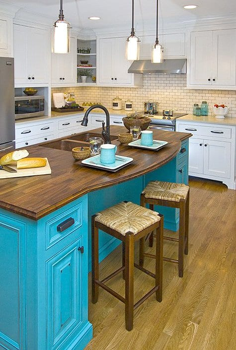 kitchen cabinet colors angie