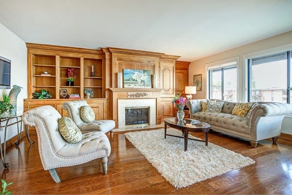 home staging help sell home fast