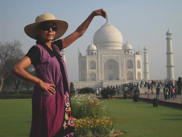 Ask a travel agent if they charge a fee when planning your vacation, whether it's to the Taj Mahal in India or another destination. (Photo courtesy of Caldwell Travel)