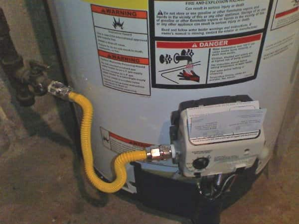 Keeping up on maintenance issues will extend the life of many water heaters. (Photo courtesy of member Anthony W., Indianapolis)