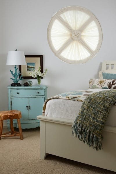 The guest room can be found in all shapes and sizes and should include a sense of privacy, comfort and the promise of pleasure, says Smith. (Photo courtesy of Addie Keeler Smith)