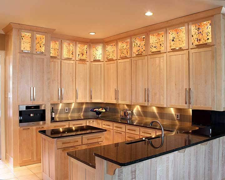birdseye maple kitchen cabinets photos types of kitchen cabinets angie s list 12301