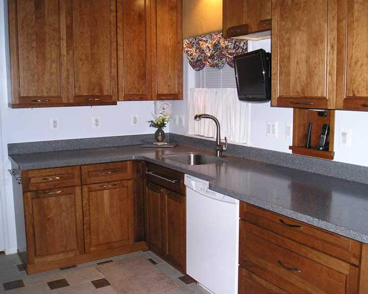 replace an appliance to update kitchen