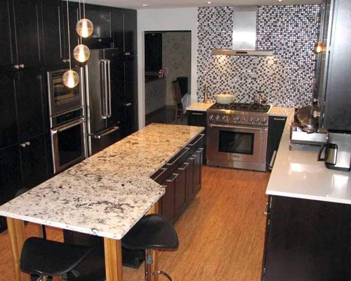 Custom Kitchen Cabinets Clifton N
