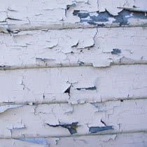 Any house built before the late 1970s may contain lead paint.
