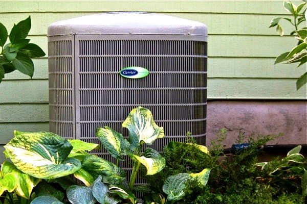After Global Electric LLC updated the system, it was then compatible with the A/C. (Photo courtesy of Rosemary Stott)