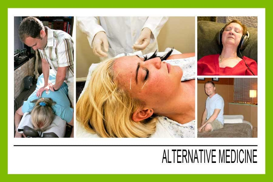Many options are available when it comes to alternative medicine. Unconventional treatments can be utilized when traditional medicine has proven to be ineffective or is not the patient's preferred treatment.