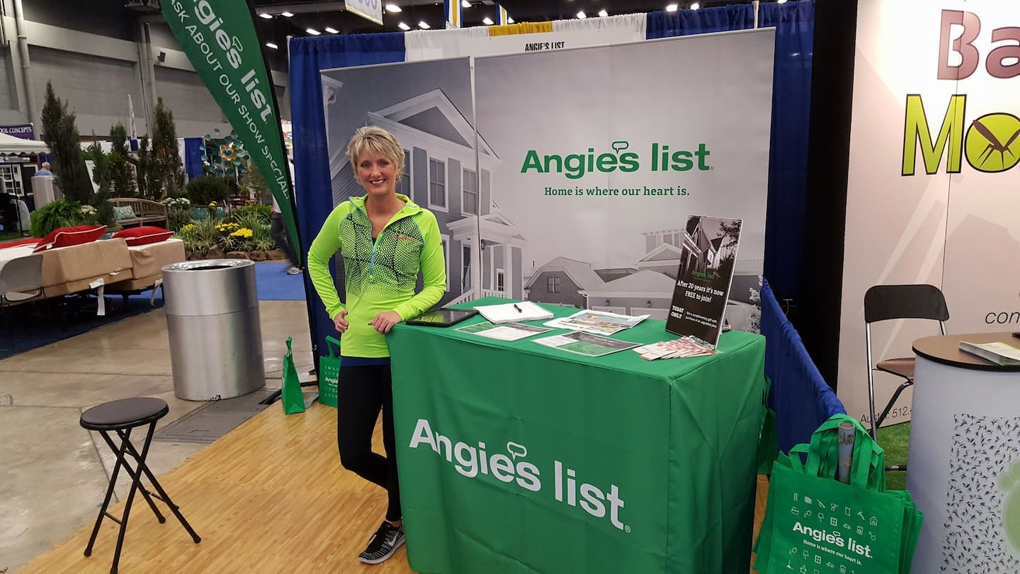Angies List Home Show Booth Itok 3f3 Kqt Green Home Improvement Ideas Sha Excelsior Org