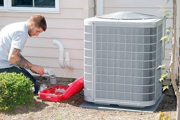 Routine maintenance can help save money on your montly energy bills. (Photo courtesy of Robert Nettgen)