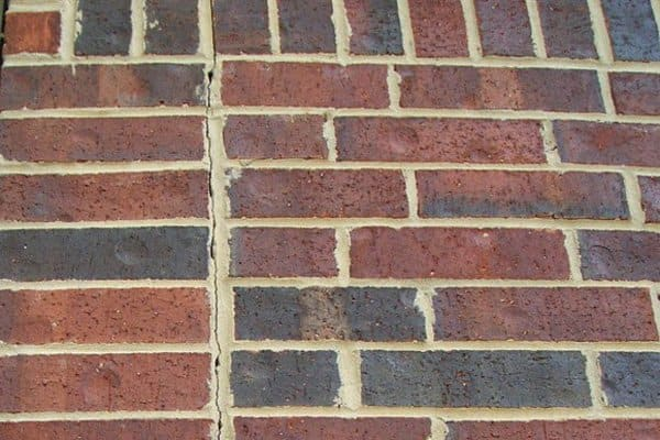 Angie's List gives tips on how to repair cracked brick both internally and externally. (Photo courtesy of Joseph Ploehn)
