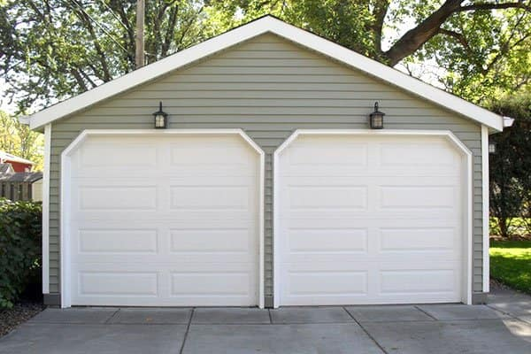 Garage doors come in many styles to fit your house's individual needs.