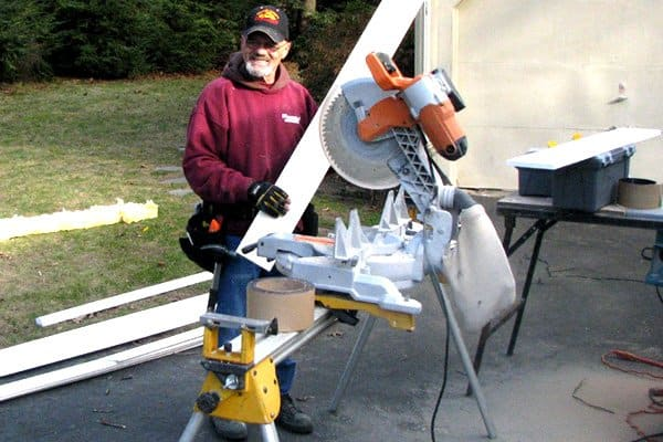 A handyman is the go-to guy when you want to get the job done.  (Photo courtesy of Rich Fivek)