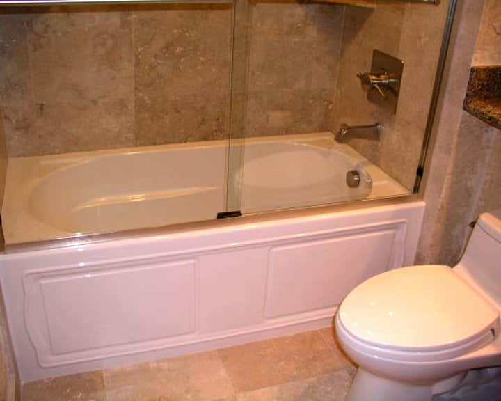 Check the severity of your plumbing issue before hiring a company. (Photo courtesy of M Roberts)