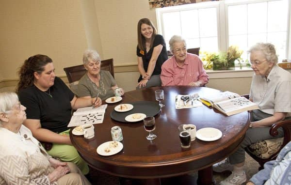 Doing a site visit is an important step in picking a nursing home.