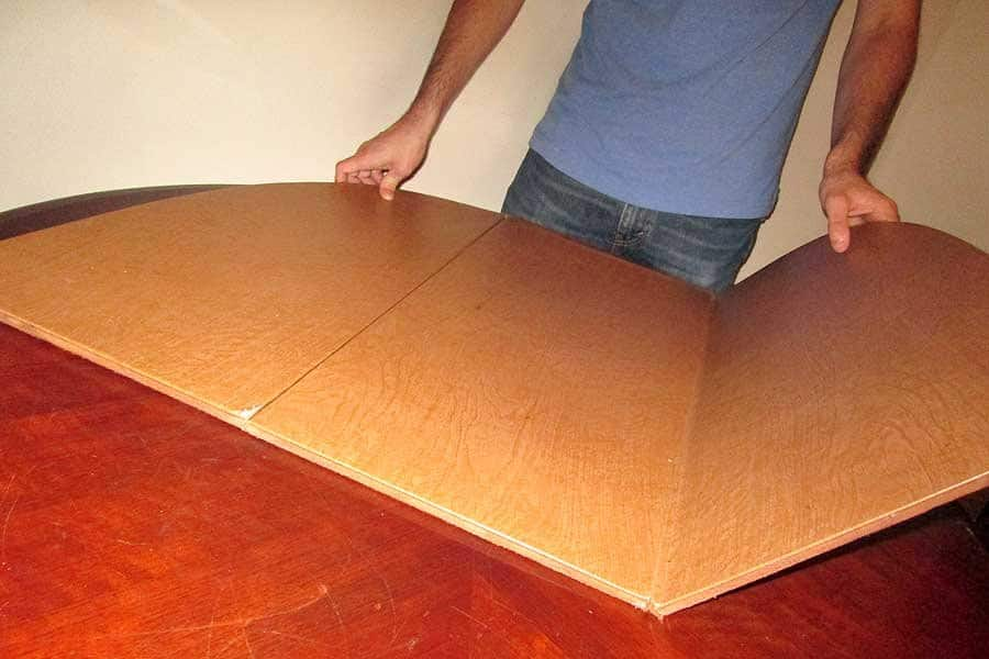 Captivating Table Pads Can Help Protect Your Table From Unattractive Scratches. They  Can Come In A