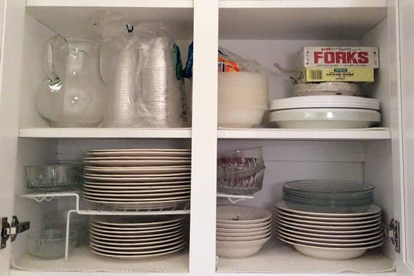 The zoning lens helps you see things in groups, keeping like things together so that you can find what you need, when you need it, says McElroy.  (Photo courtesy of Angie's List member Rochelle T. of Los Angeles)