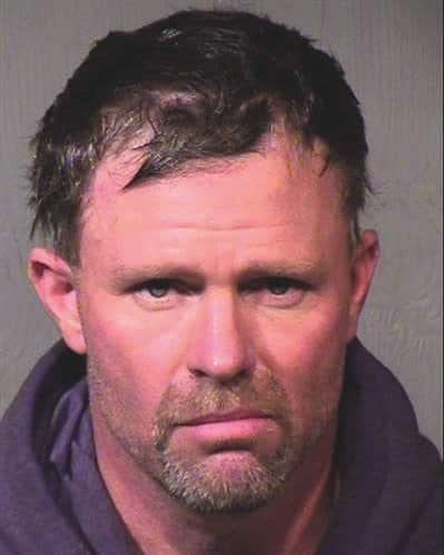 Lance Oden pleaded guilty to contracting without a license, according to court documents. (Photo courtesy Maricopa County Jail)