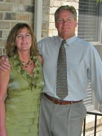 Rowe and husband, Mike, are two of three employees at Cobblestone.