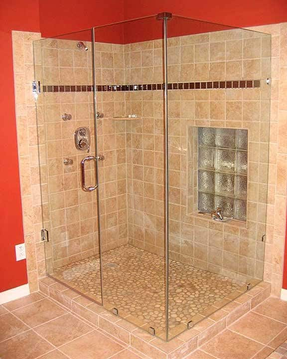 Walk In Shower Designs and Remodel Ideas | Angie\'s List