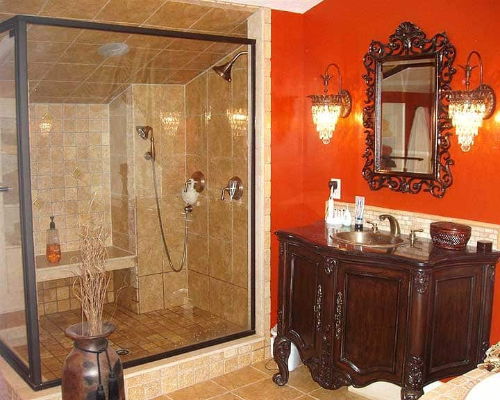 Bathroom remodeling with walk in showerWalk In Shower Designs and Remodel Ideas   Angie s List. Pics Of Walk In Showers. Home Design Ideas