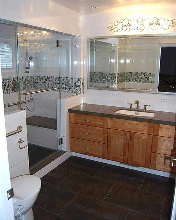 photos of walk in showers. bathroom remodeling with tile work Walk In Shower Designs and Remodel Ideas  Angie s List